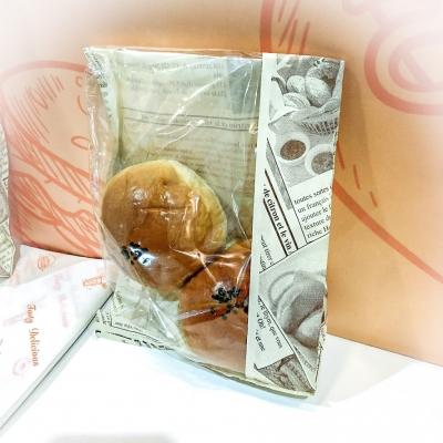 Bakery window bag