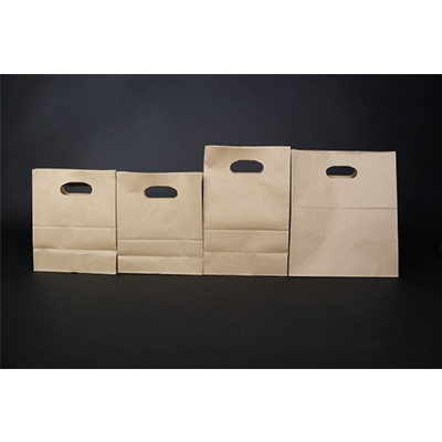 Die Cut Handle paper bag