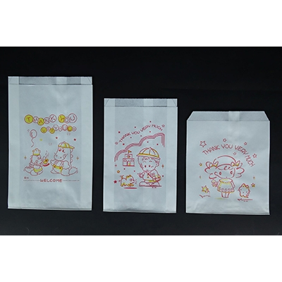 Greaseproof paper bag