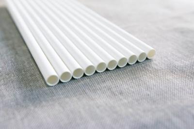 白牛紙吸管