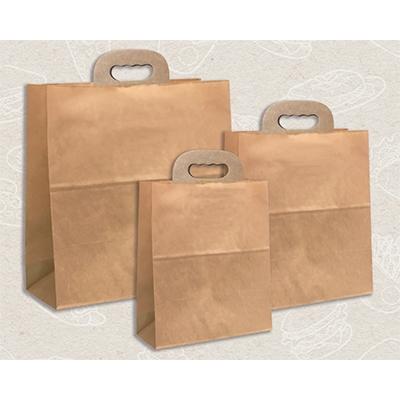 Round Handle paper bag